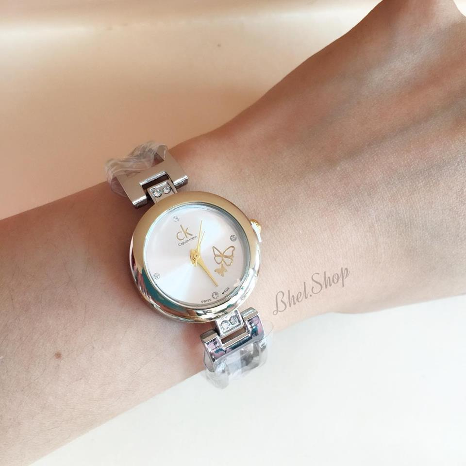 New Sale! Calvin Klein Watch with Butterfly Design