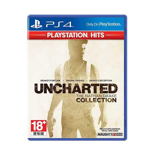 PS4 Uncharted The Nathan Drake Collection [R3] Greatest Hits