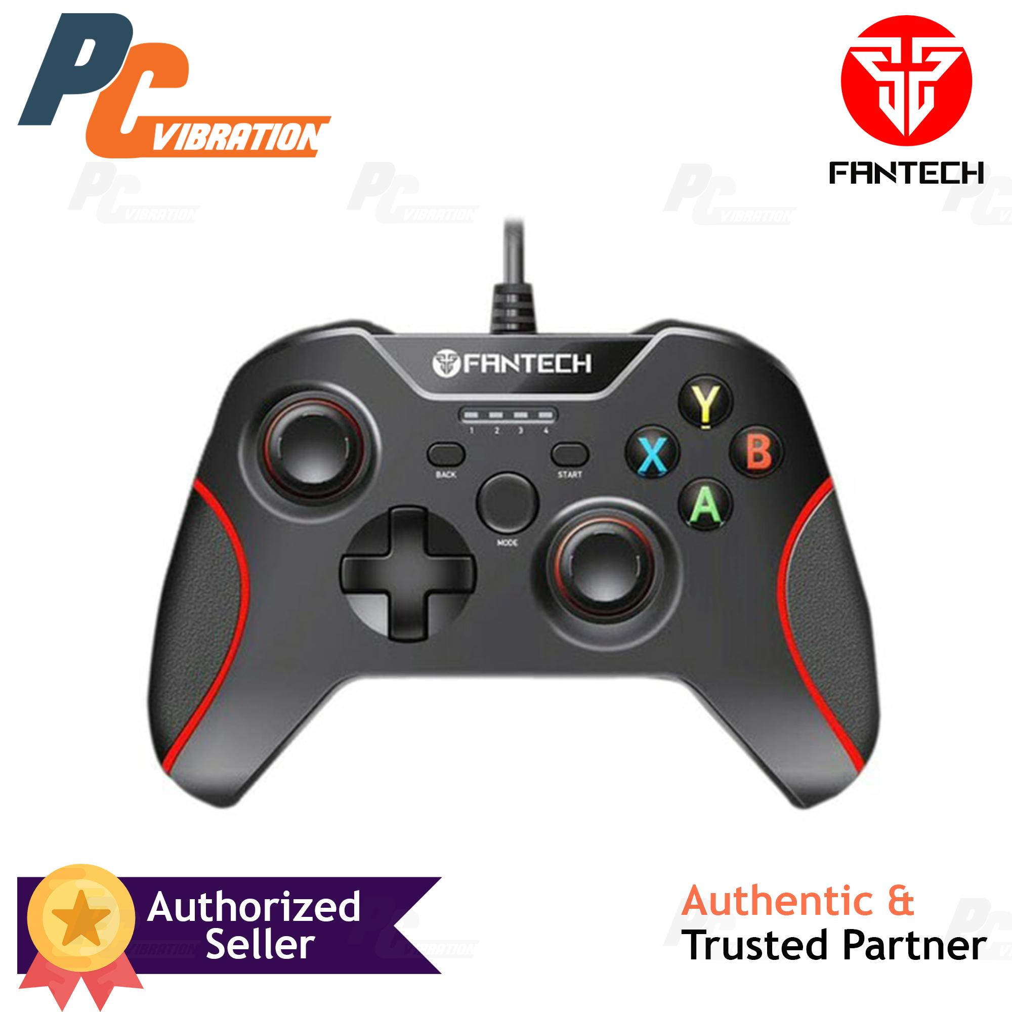 FANTECH GP11 SHOOTER WIRED GAMING CONTROLLER [GAMEPAD JOY STICK] PC/PS3/ANDROID