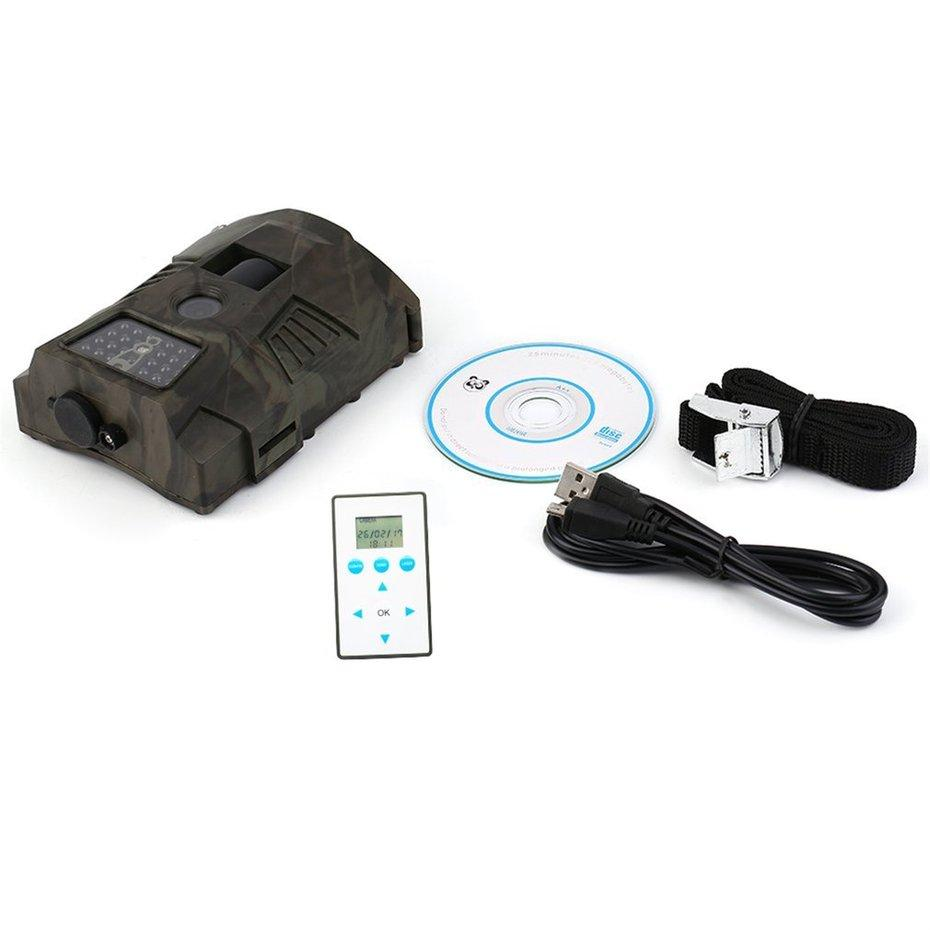 FCU HT-001 60 Degrees Detection Angle Hunting Camera Outdoor Digital Trail Camera