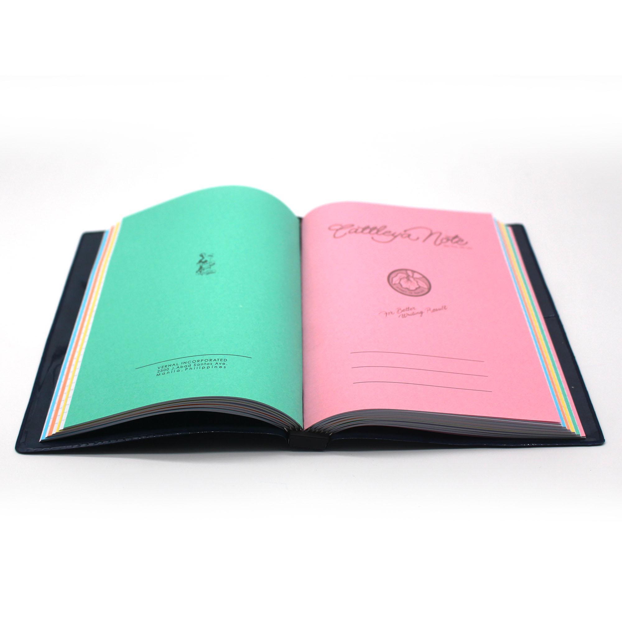 Cattleya Notebook Binder 883 6 X 8 12
