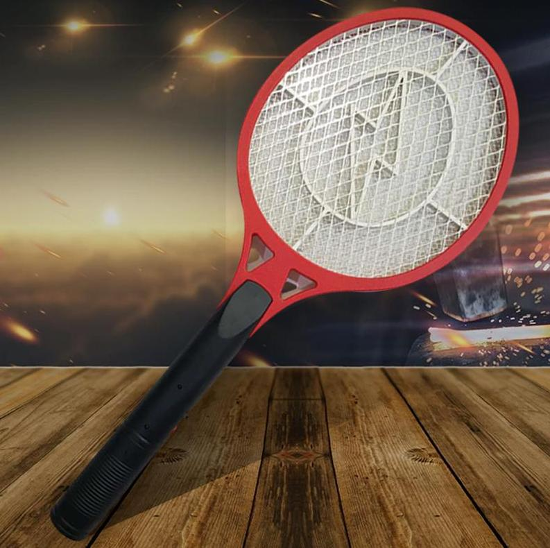 Hot selling!Rechargeable Electric Mosquito Swatter Killer.Capture mosquitoes, flies, various insect artifacts image on snachetto.com