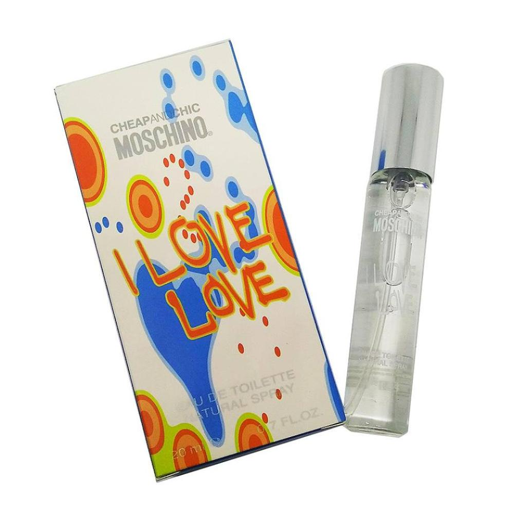 Moschino I Love Love Eau de Toilette for Women 20ml