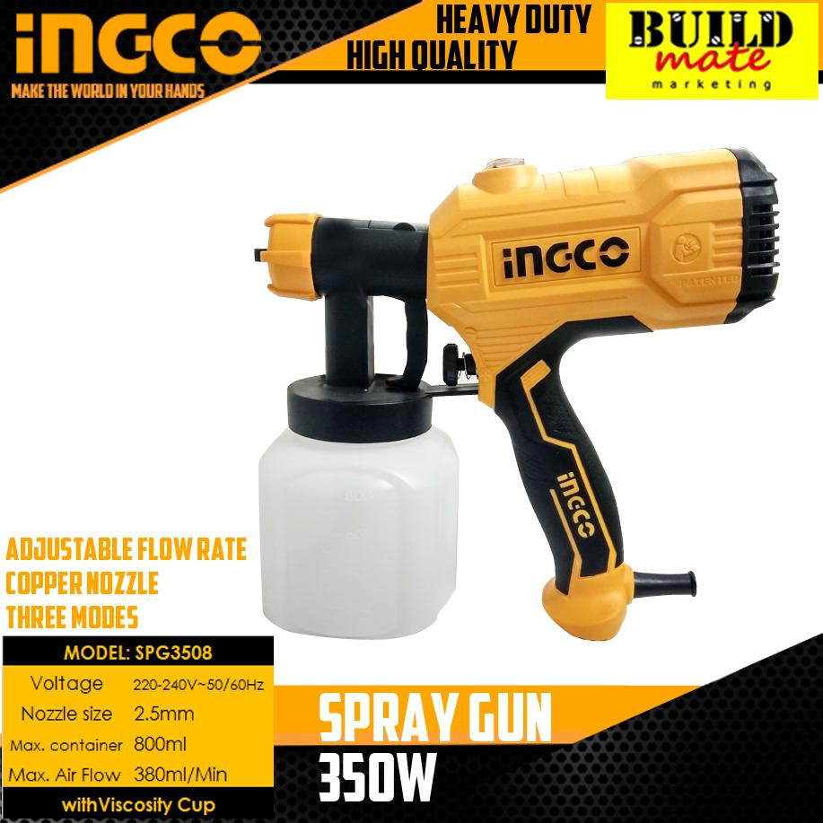 Ingco Spray Gun 350w Spg3508 Reviews Ratings And Best Price In