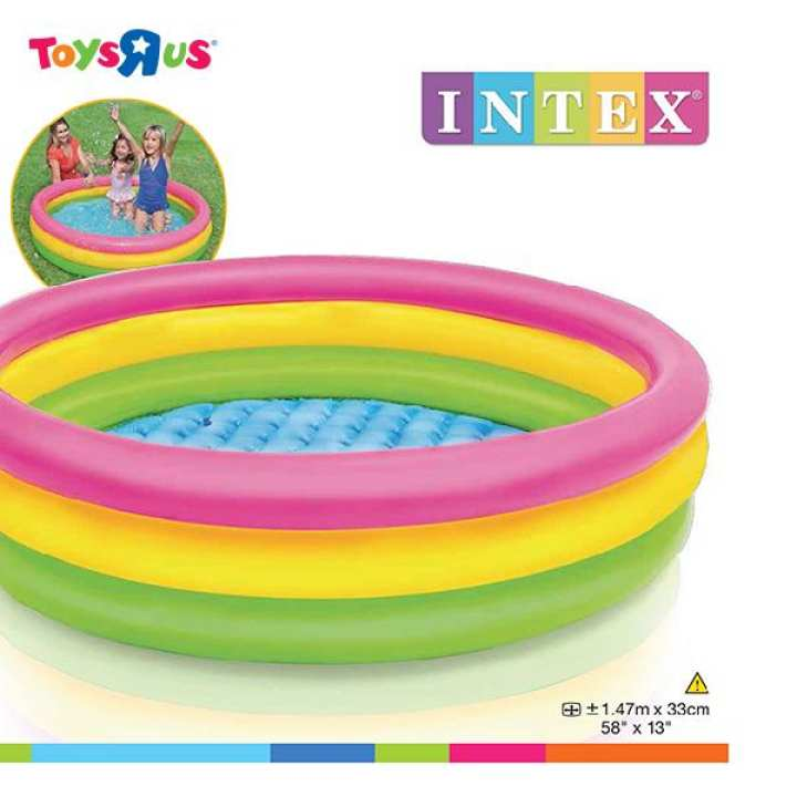 Intex Sunset glow Pool
