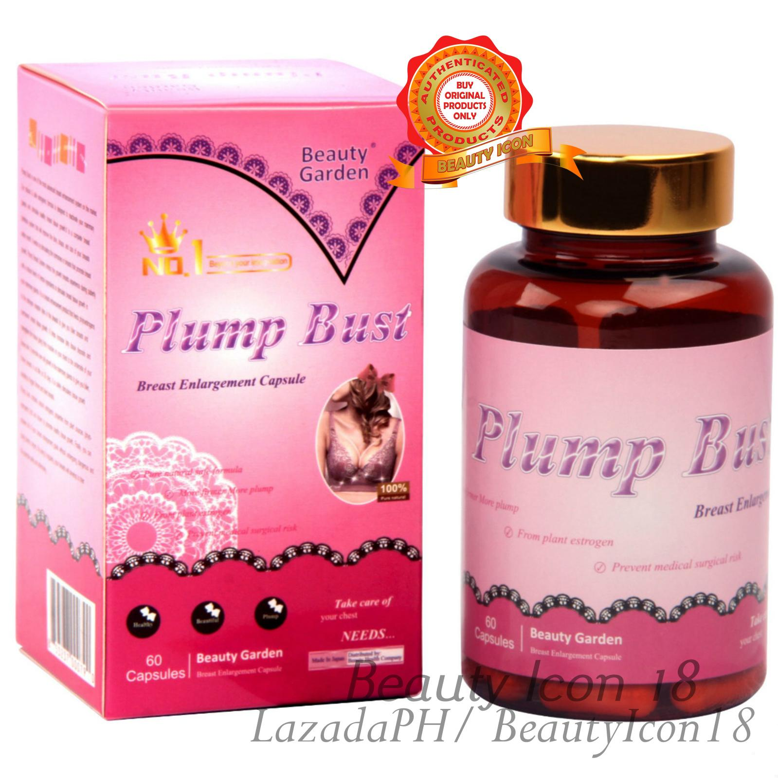 Product details of Beauty Garden Plump Bust Breast Enlargement Capsule