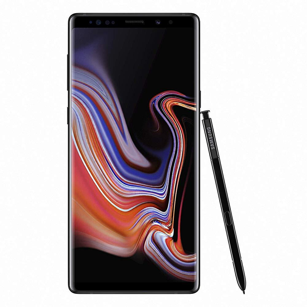 Samsung Galaxy Note 9 128GB Dual LTE (Midnight Black)