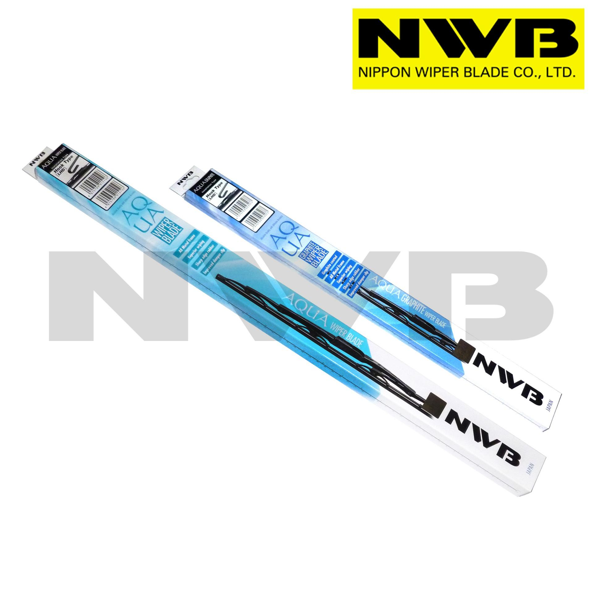 NWB AQUA Wiper Blade for Toyota Altis 2008-2013 - (SET)