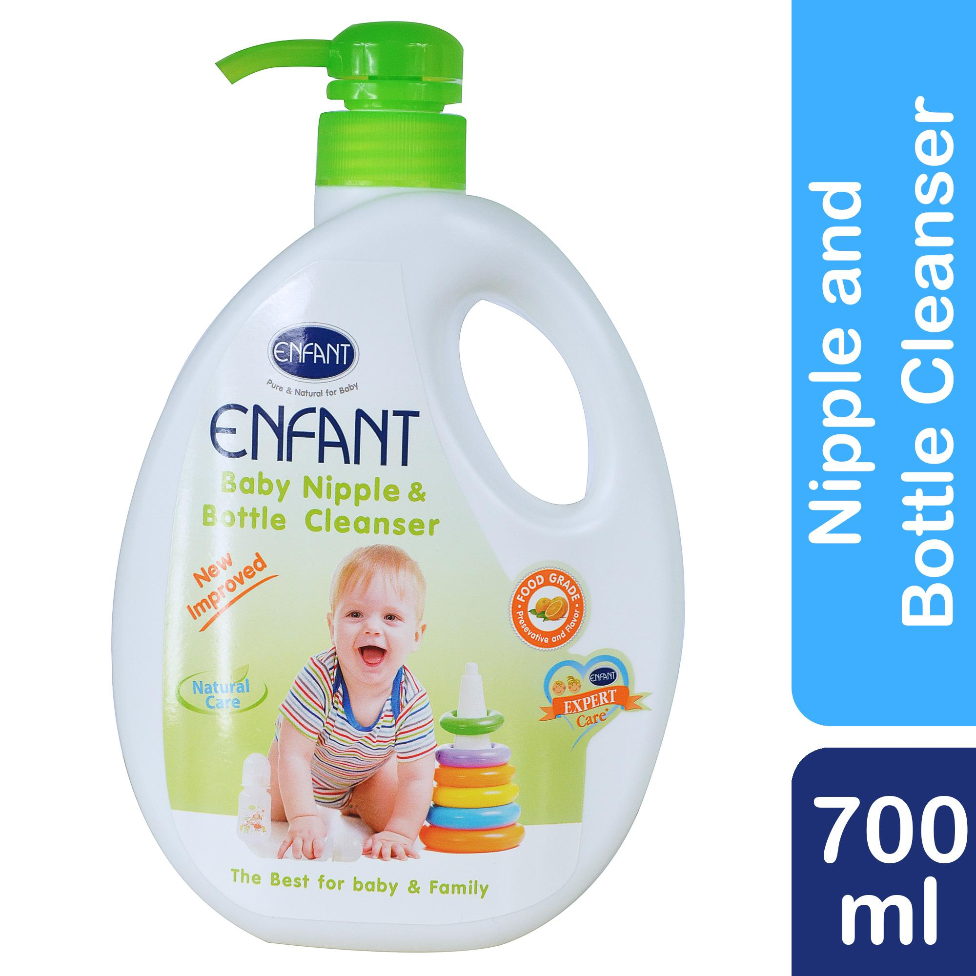Enfant Nipple and Bottle Cleanser 700ml