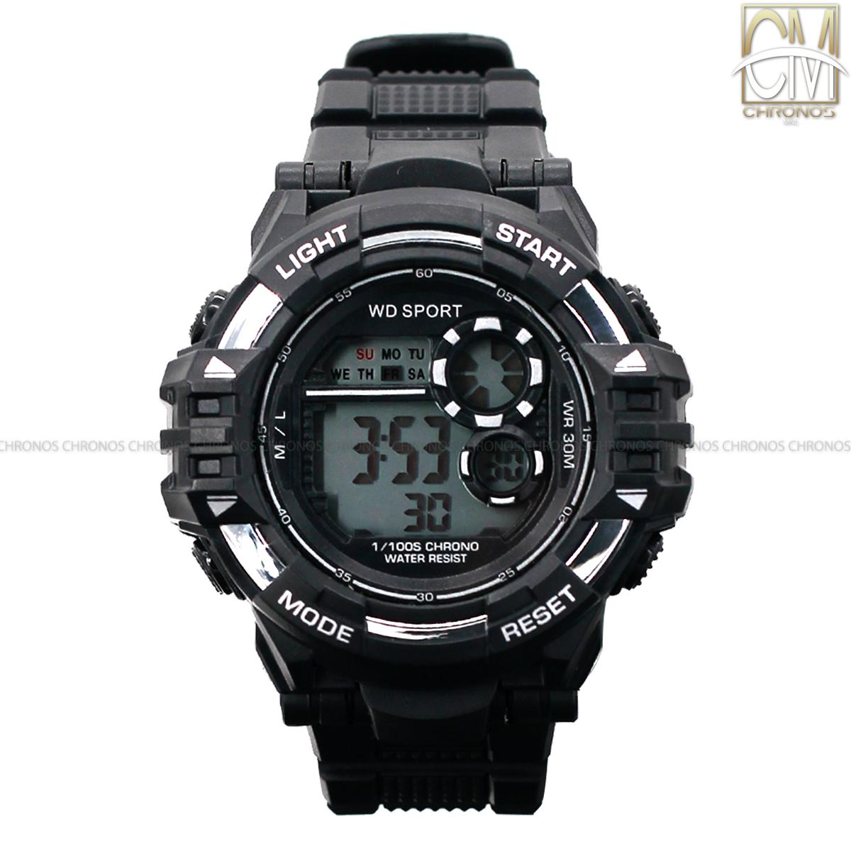 ChronosMNL WD-982 Sportswatch Men Diving Camping Waterproof Clock For Men