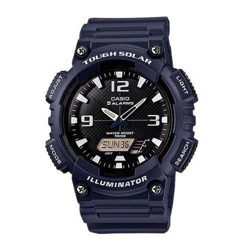 Casio Men's Blue Resin Strap Watch AQ-S810W-2A2VDF