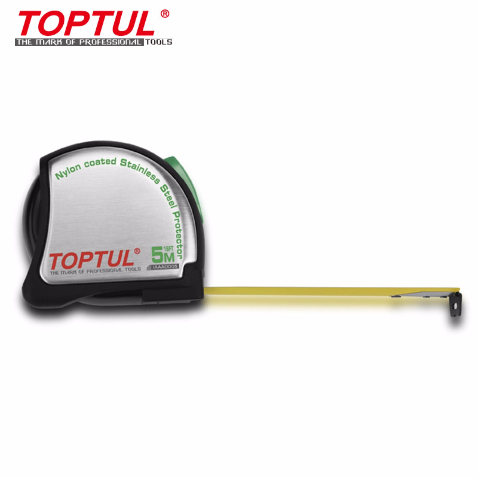 Toptul Measuring Tape 3M/10ft x 19mm(3/4