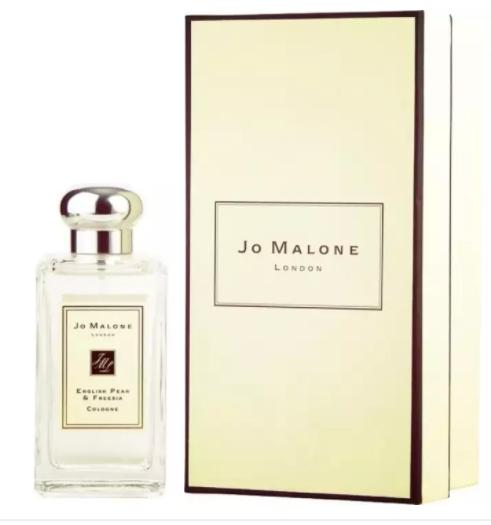 JM English Pear and Freesia Eau de Cologne (100 ml)