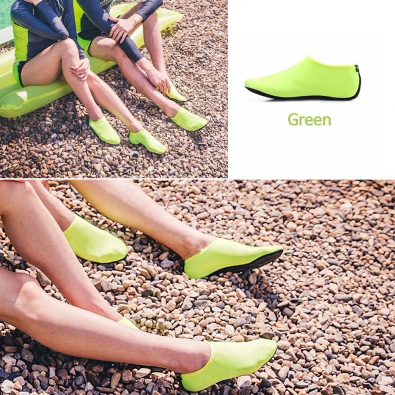Women Men Aqua Water Slippers Beach Pool Sandals Swimming Shoes