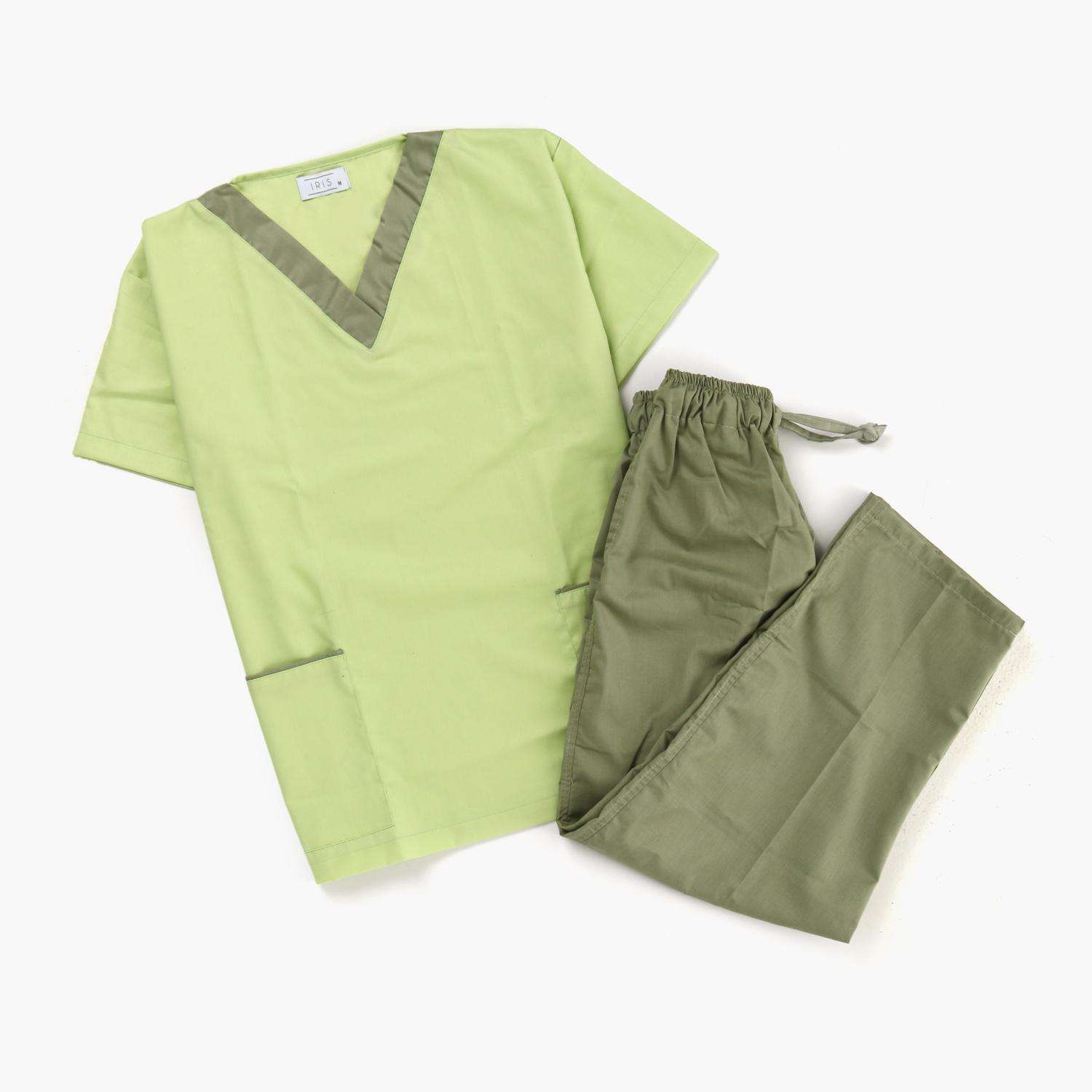 07364965fc2 Iris Medium Scrub Suit in Green: Buy sell online Work Coveralls ...