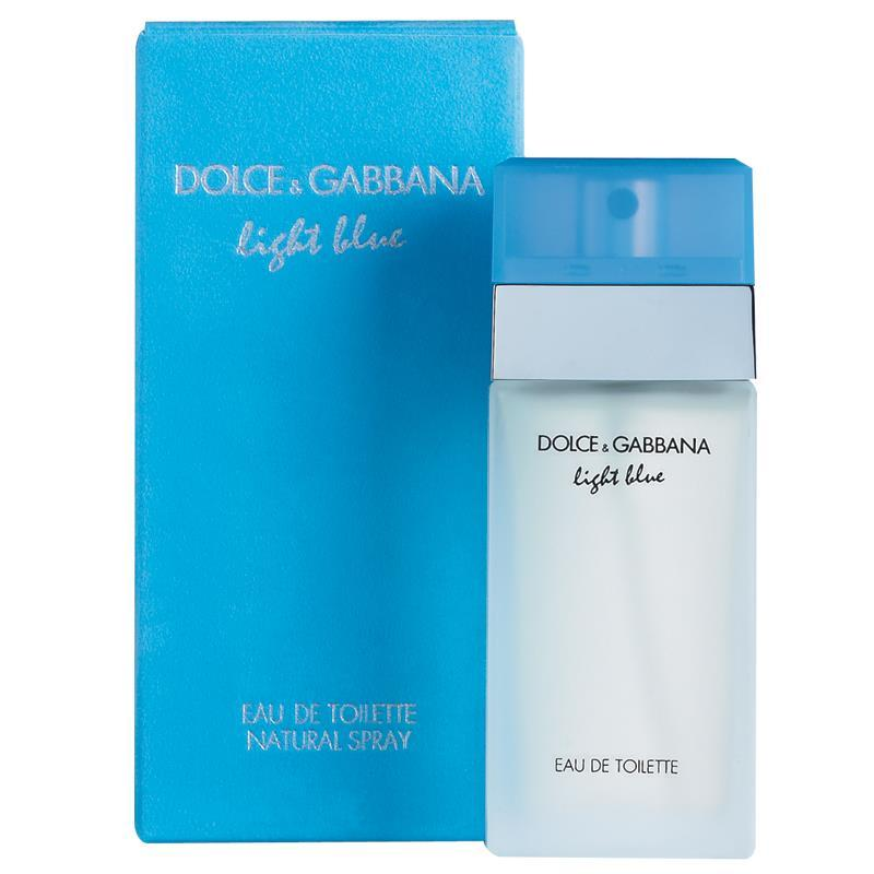 Dolce & Gabbana D&G Light Blue Eau de Toilette for Women 100ml