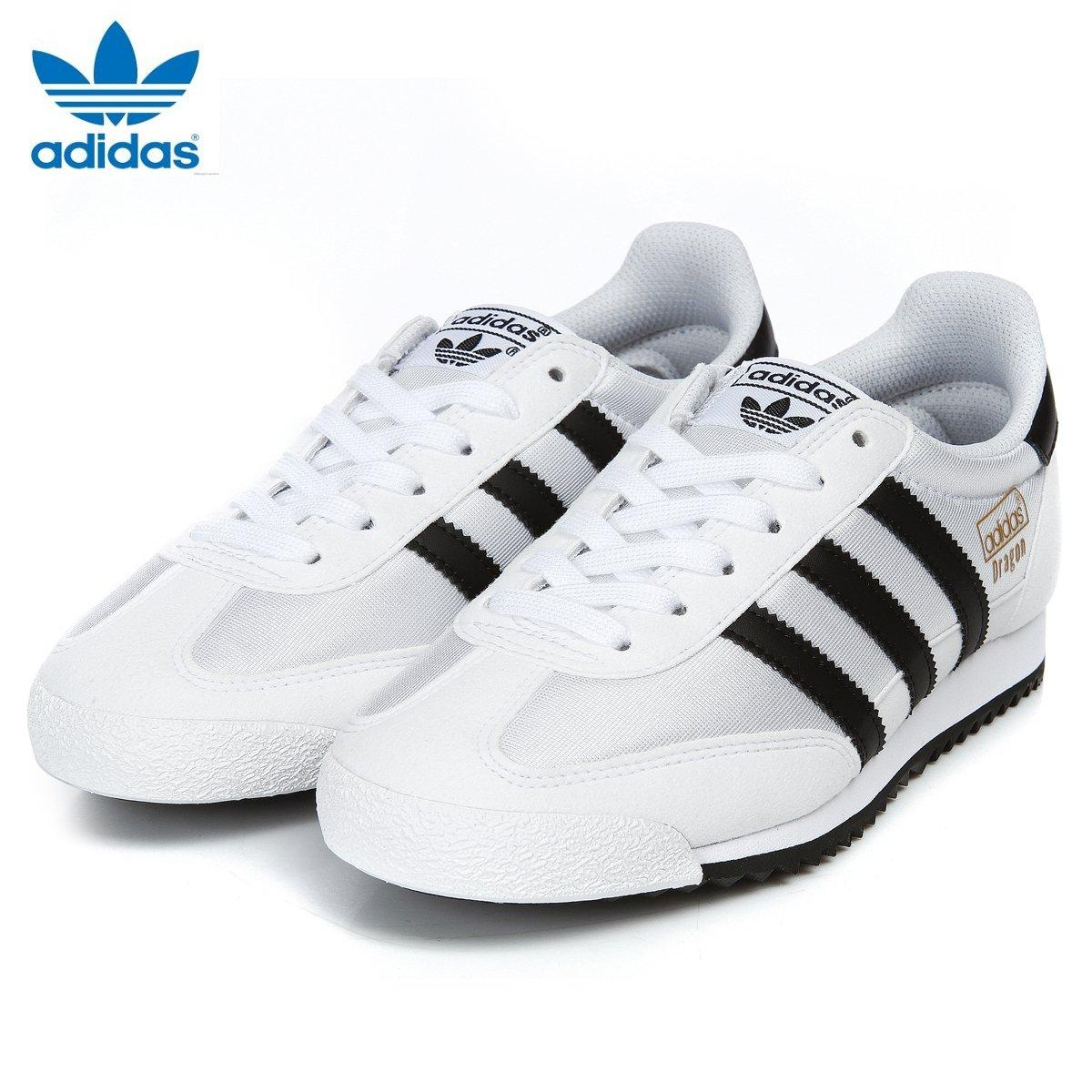 1b6f13302863 Product details of Adidas Originals Dragon OG Vintage BB1270 Casual shoes  white Black