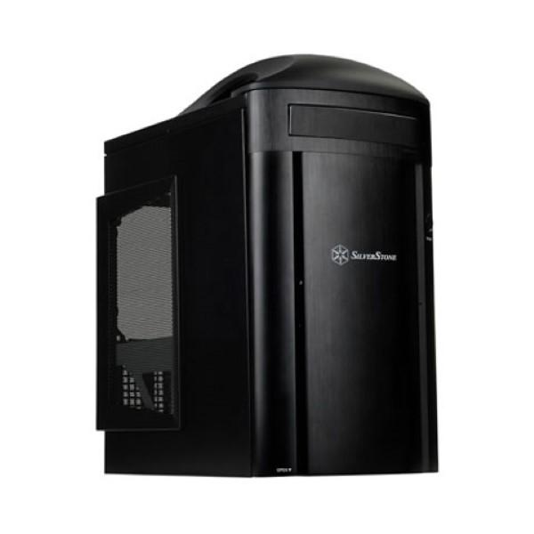 SIlverStone Sugo 04F Micro ATX Case with Handle (Black)