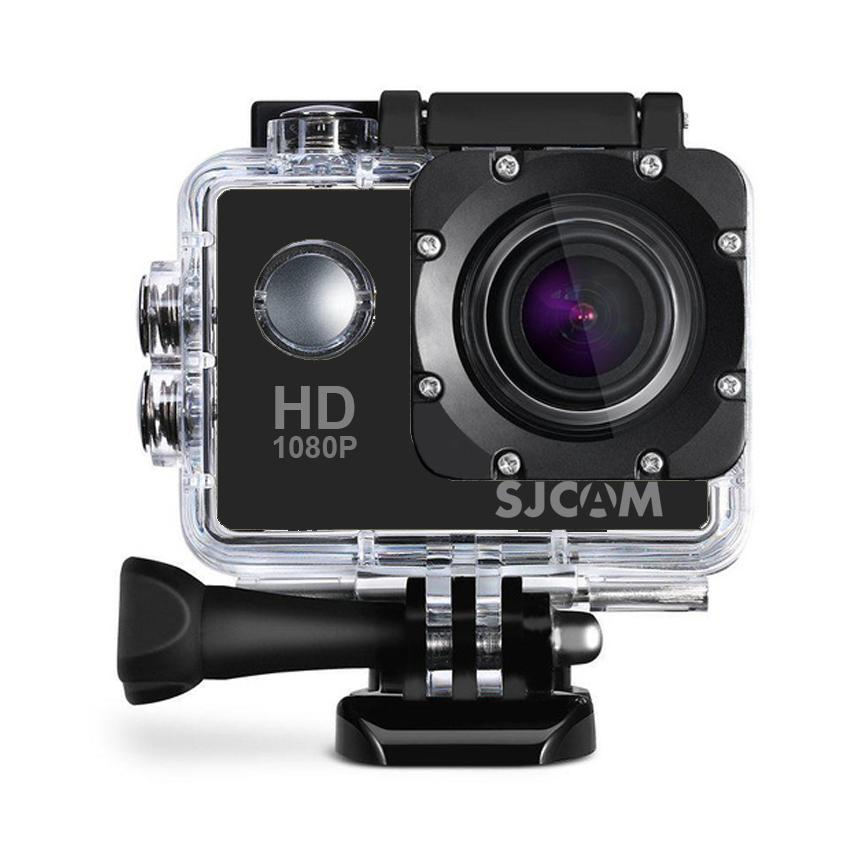 SJCAM SJ4000 NO WIFI 2.0' Display Screen Wide-Angle 12MP Action/Sports Camera (Black)