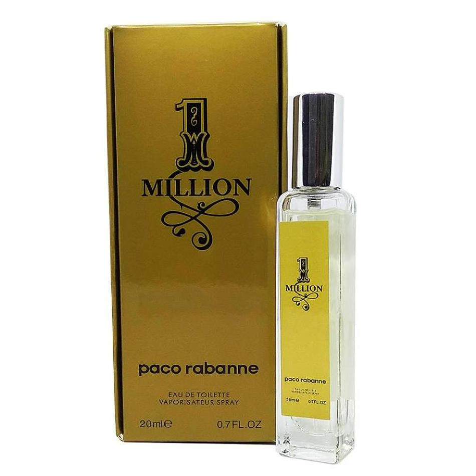 Paco Rabanne 1 Million Eau De Toillette for Men 20ml