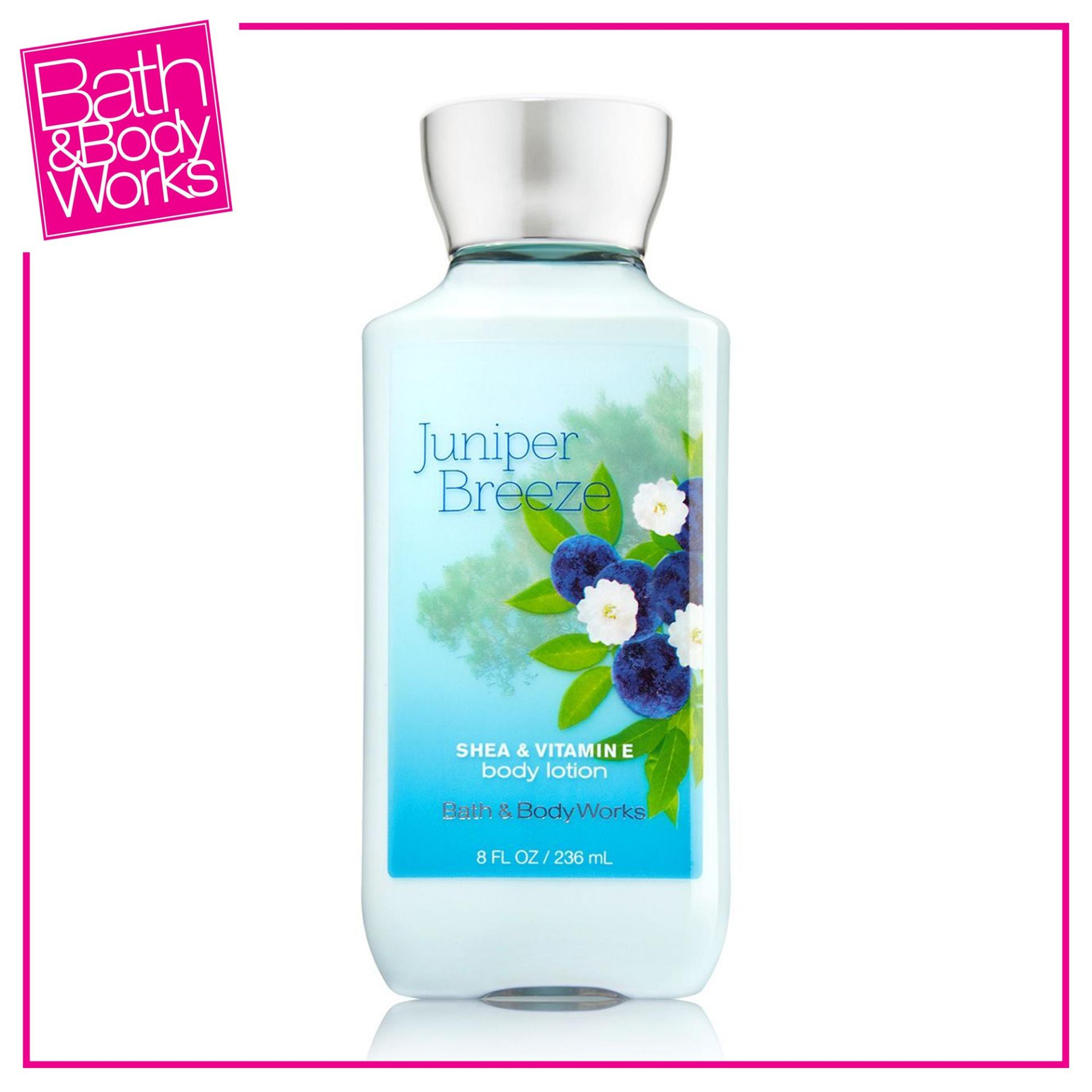 Bath and Body Works Juniper Breeze Body Lotion 236ml