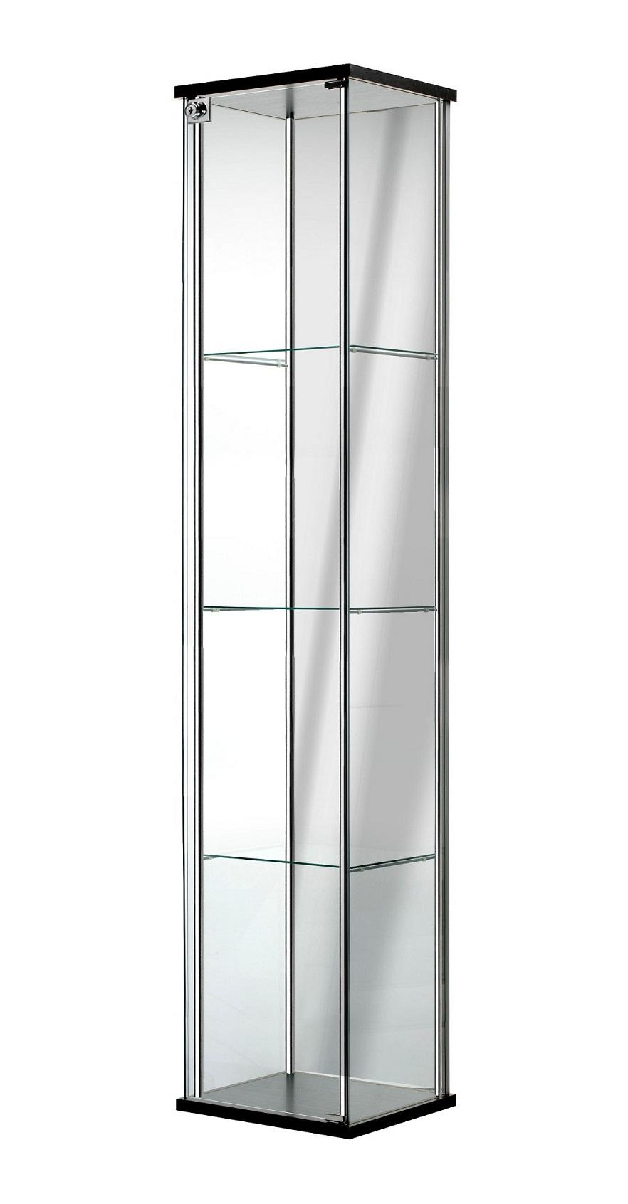 Thisplay Standard 4 Level Glass Display Cabinet Lazada Ph