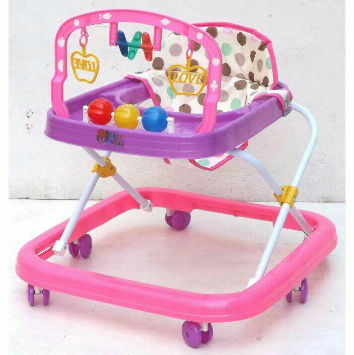 Baby gears and toy cars by Teki-Teki
