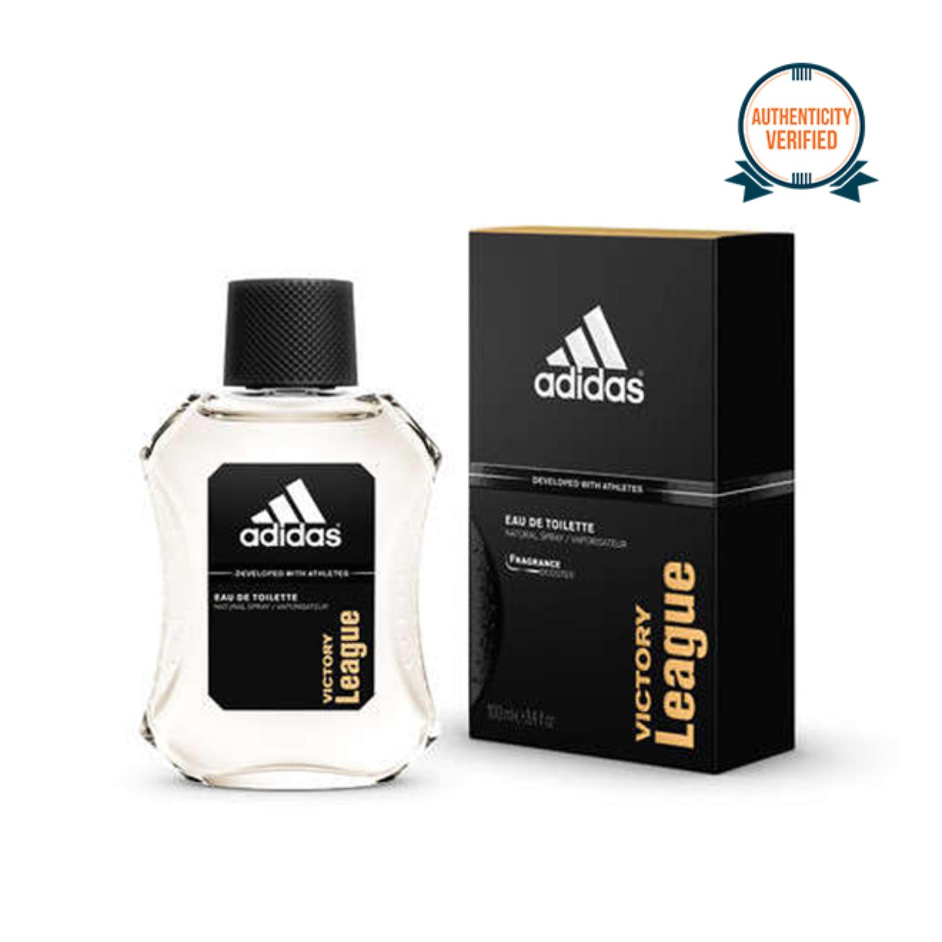 Adidas Victory League Eau De Toilette for Men 100ml - thumbnail