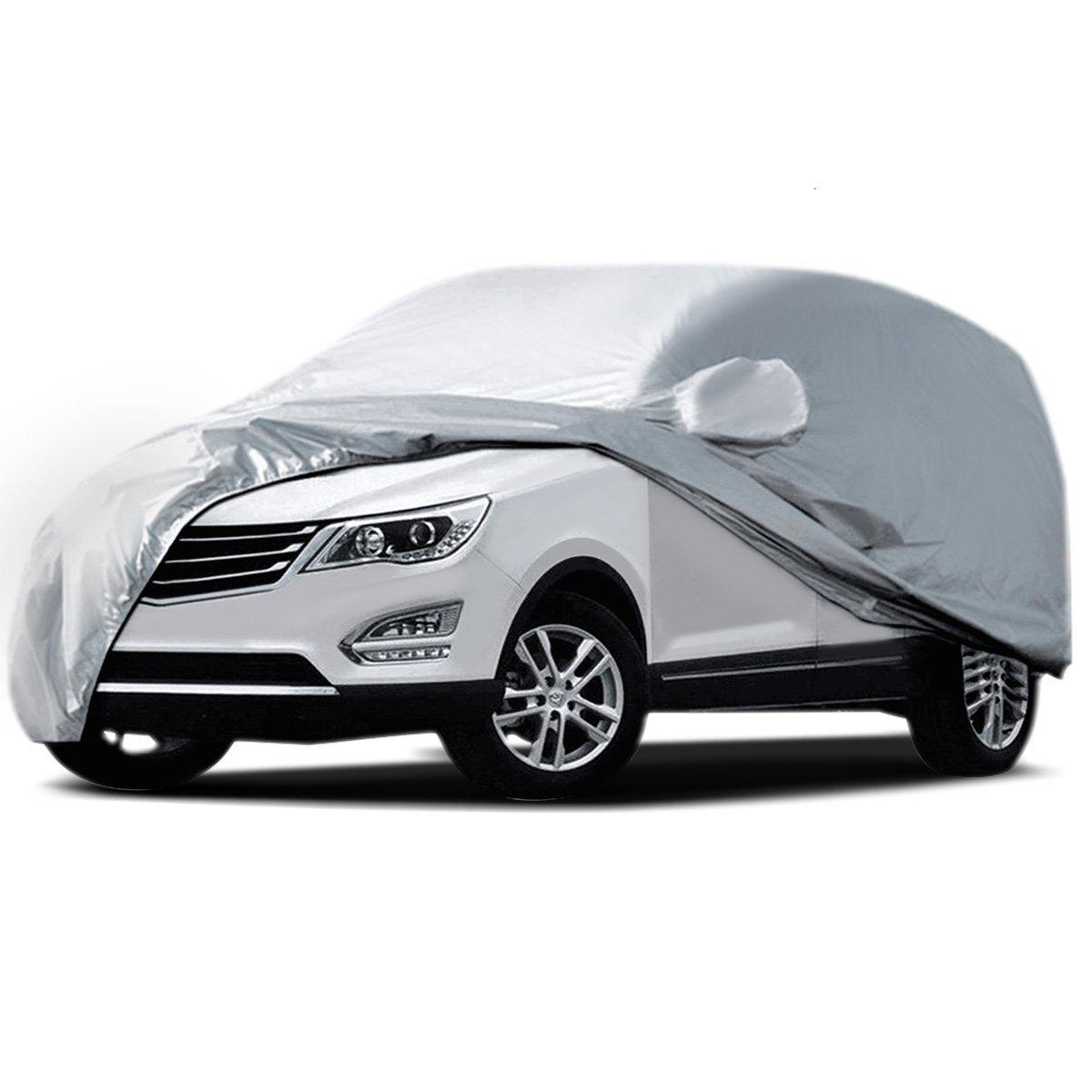 Waterproof Lightweight Nylon Car Cover for SUVs