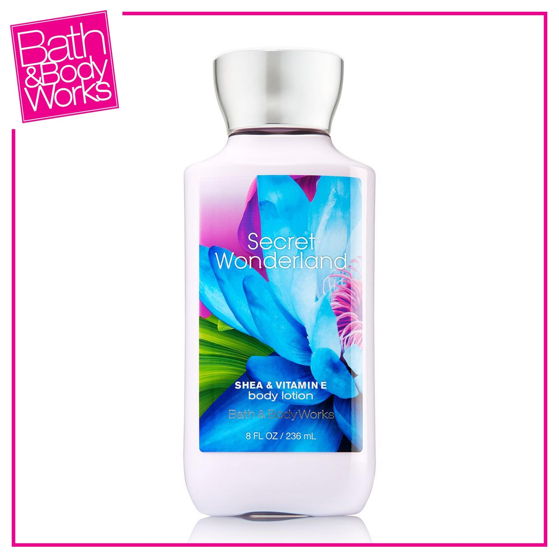 Bath and Body Works Secret Wonderland Body Lotion 236ml