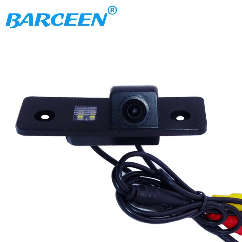 CCD Car Rear View Reverse backup Camera rearview reversing parking for SKODA ROOMSTER /For OCTAVIA TOUR/for FABIA