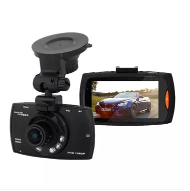 "New G30 2.7"" LCD Full HD 1080P Car DVR Camera Video Recorder G-Sen Night Vision (Black)"