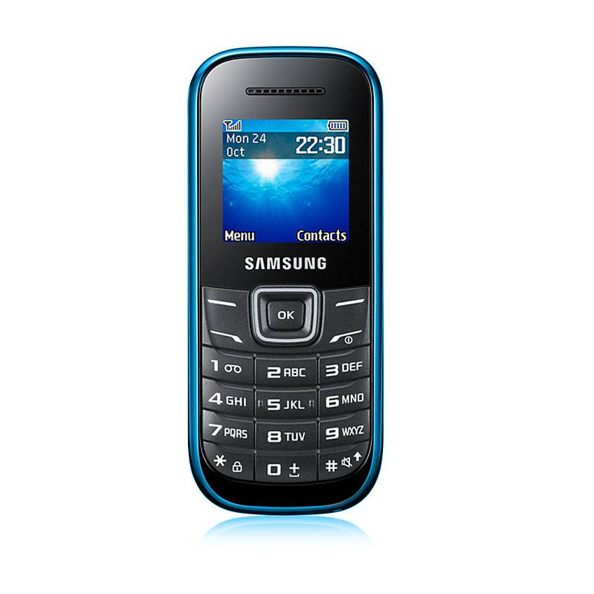 SamSung Keystone V1200 Mobile Phone (Blue)
