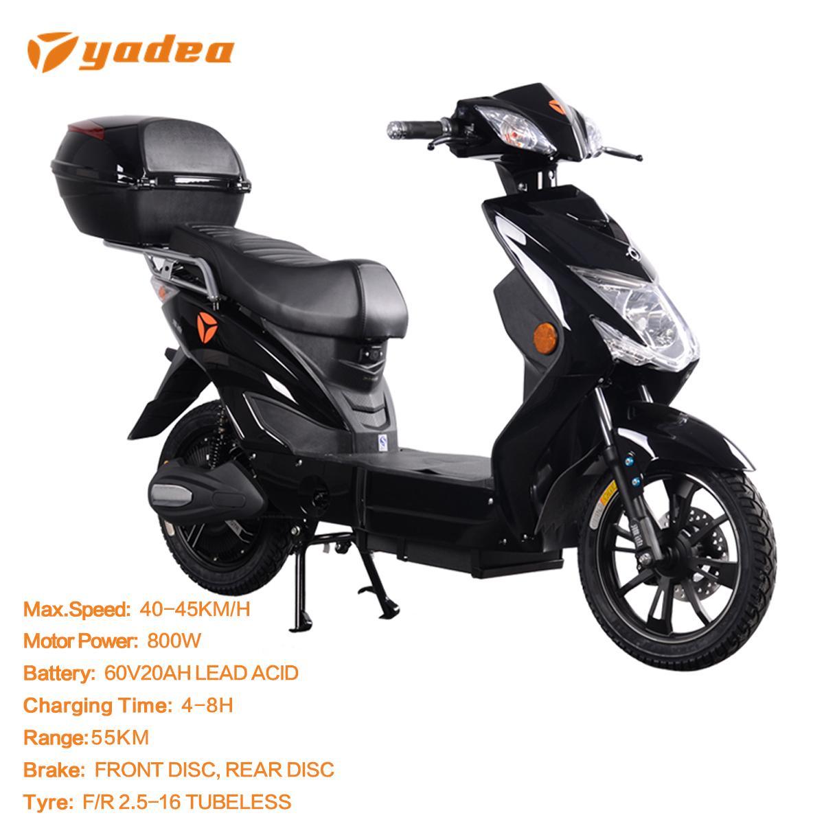 799c04984ef Yadea Y23 800W Electric Bike at eBike City | Lazada PH