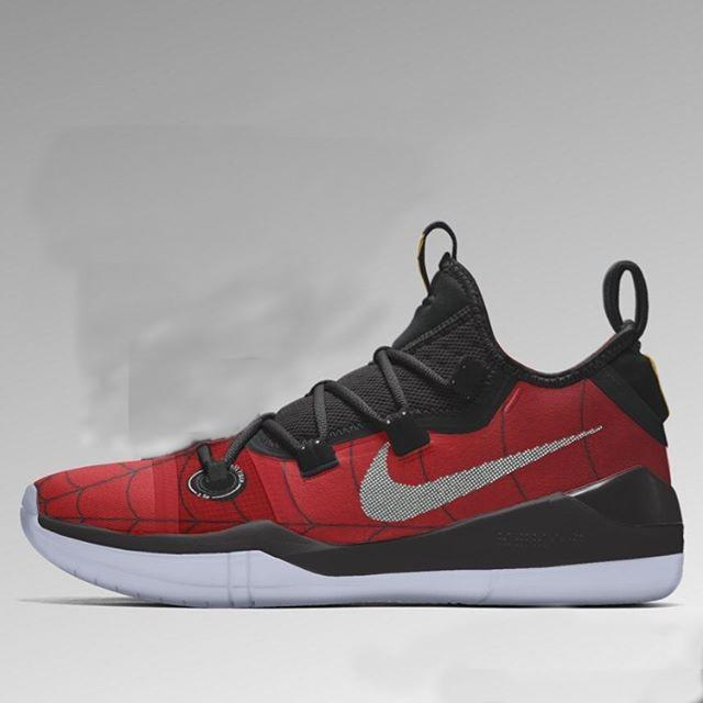 0c52821ad496 Kobe AD Exodus Red Black Mens Basketball Shoes with FREE Socks   Shop  FREEBIES