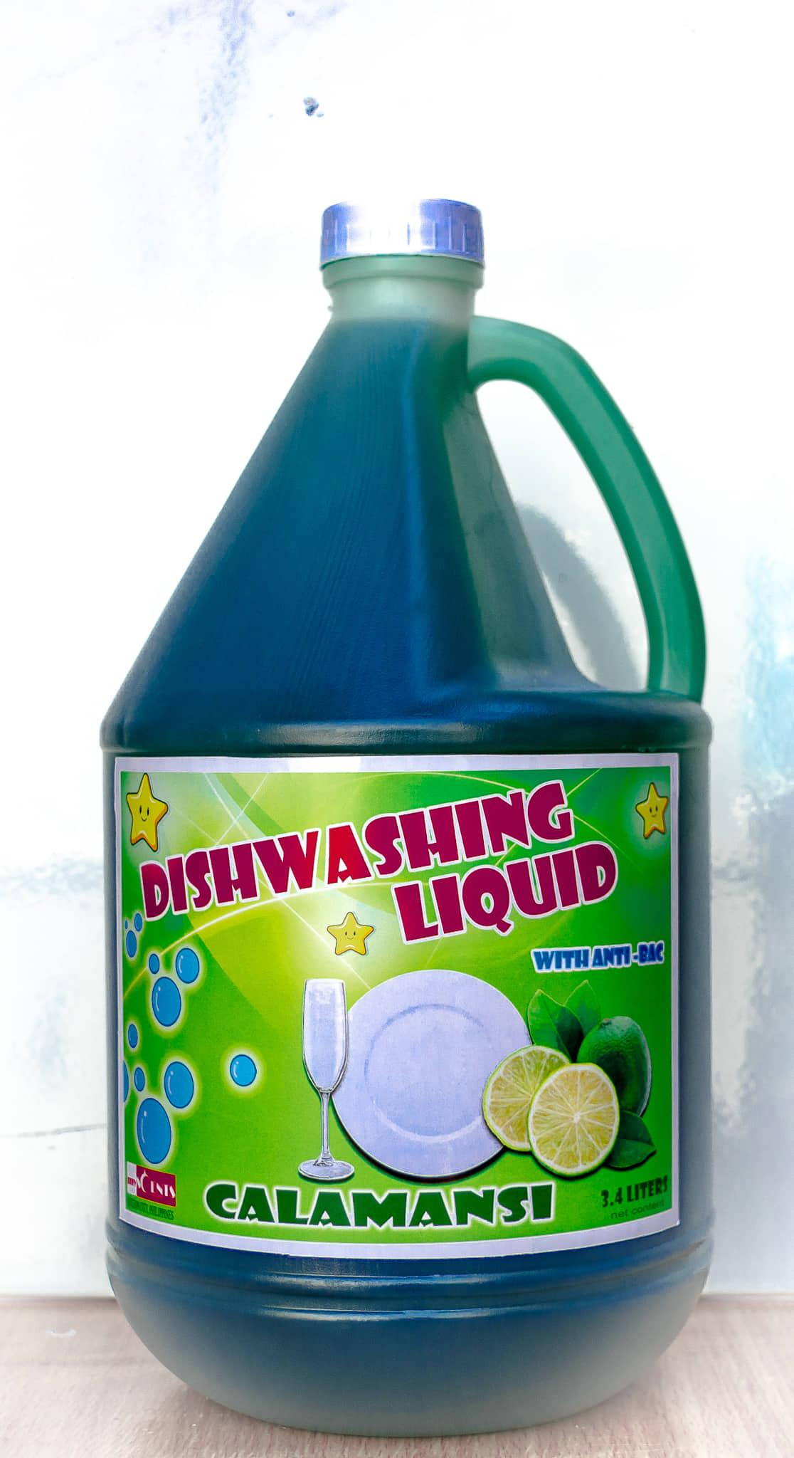 Dishwashing Liquid (concentrated) By Rana Trading.