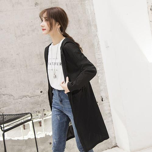 ... 2018 model baru Kemeja rajut wanita kardigan Lengan panjang Kerah V pakaian luar model pendek Jaring merah Selendang JaketIDR201700. Rp 202.700