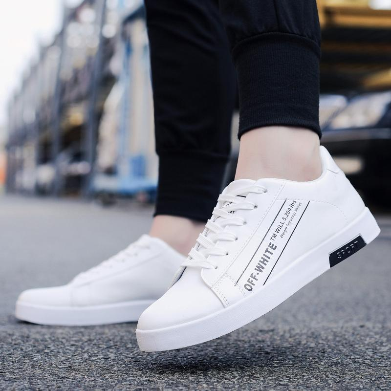 D&s 2019 New Korean Shoes Off-White N-09 By D&s Shoes.