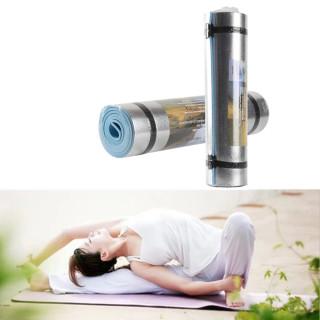 Thảm Pilates Chống Ẩm 180500.6 Cm, Thảm Tập Yoga Xốp Nhôm Tập Thể Dục thumbnail
