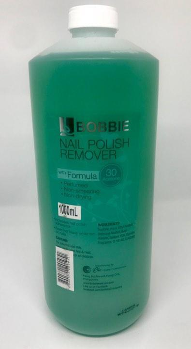 Bobbie Nail Polish Remover Philippines