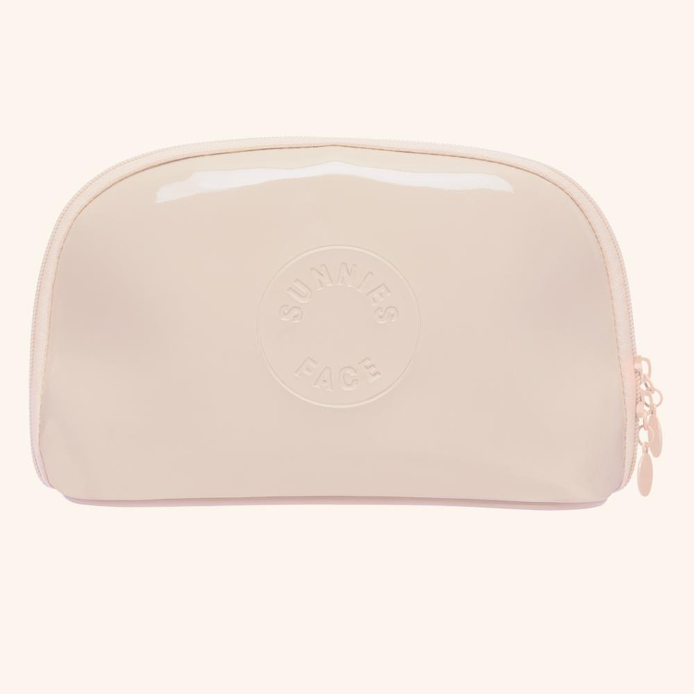 Sunnies Face Holiday Patent Pouch (Cream) Philippines