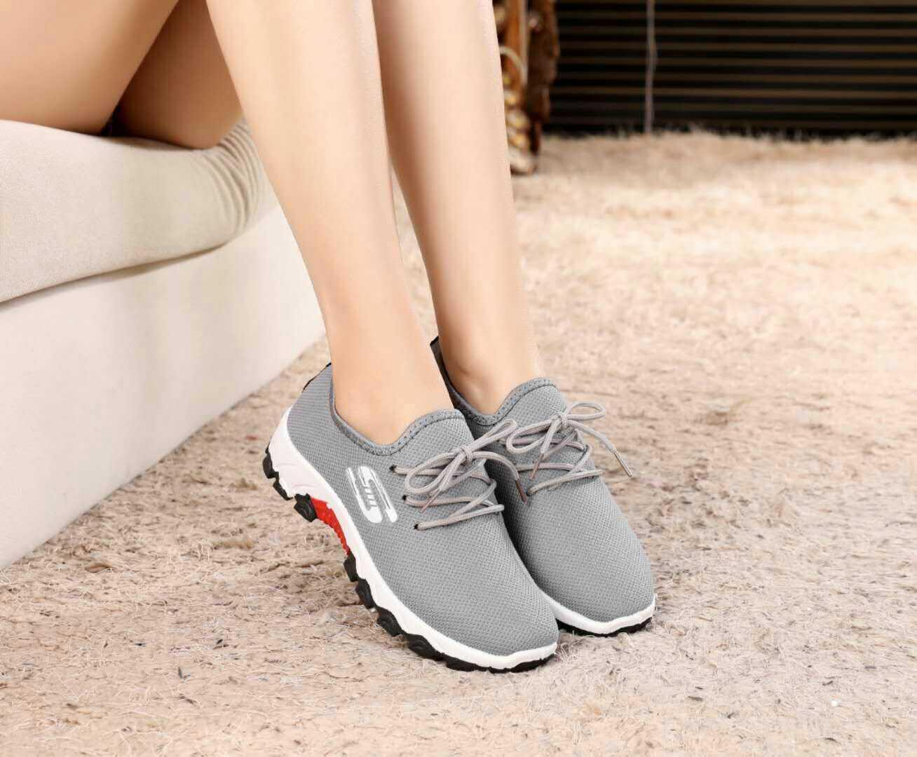Cod Atest Non-Slip High-End Korean Sports Shoes - International By 5stars.ph