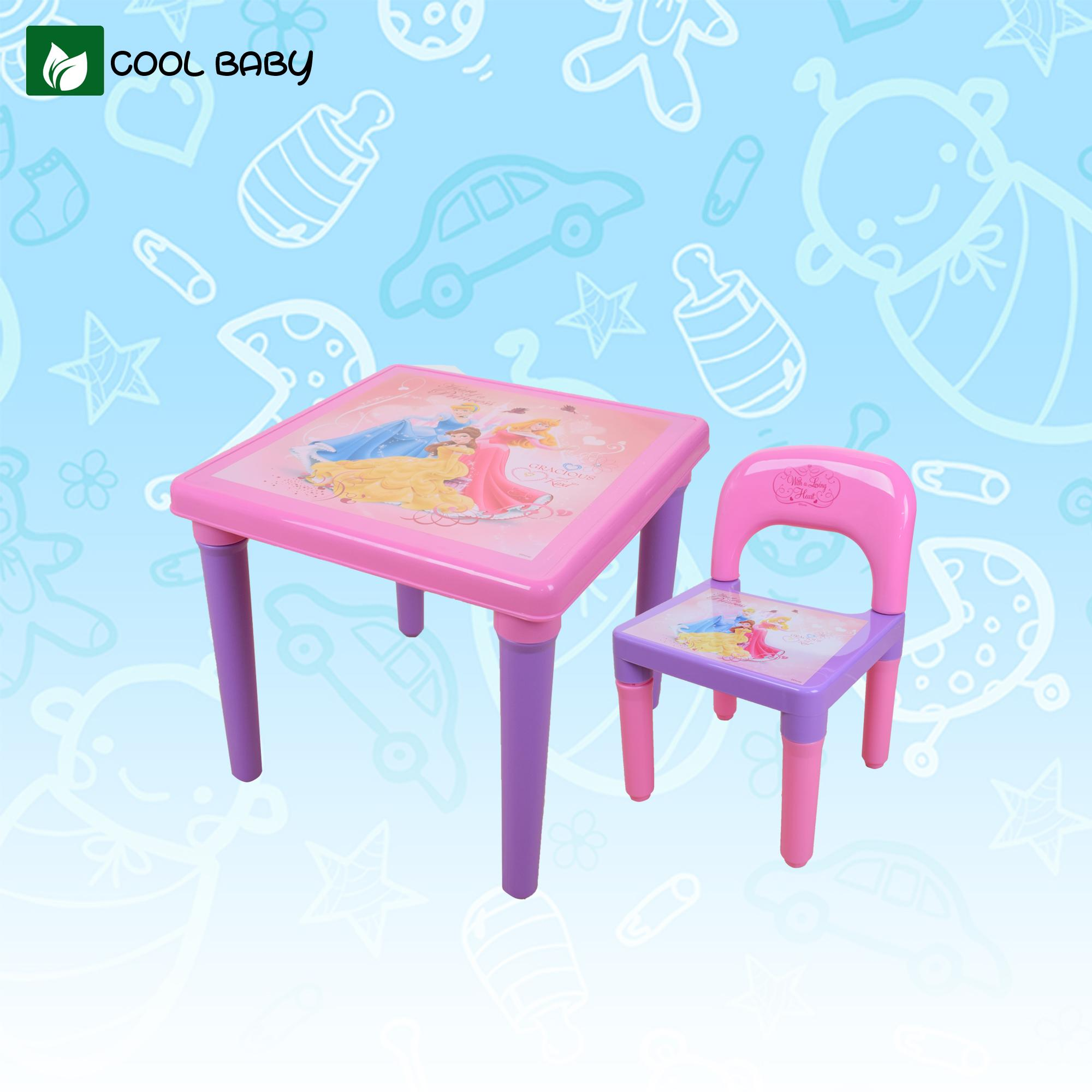 Cool Baby Character Table And Chairs By Cool Baby.