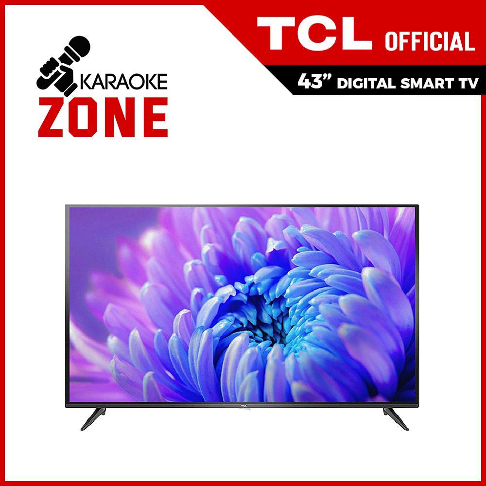 TCL 43 inch Led TV 43P65US UHD Digital Smart Television