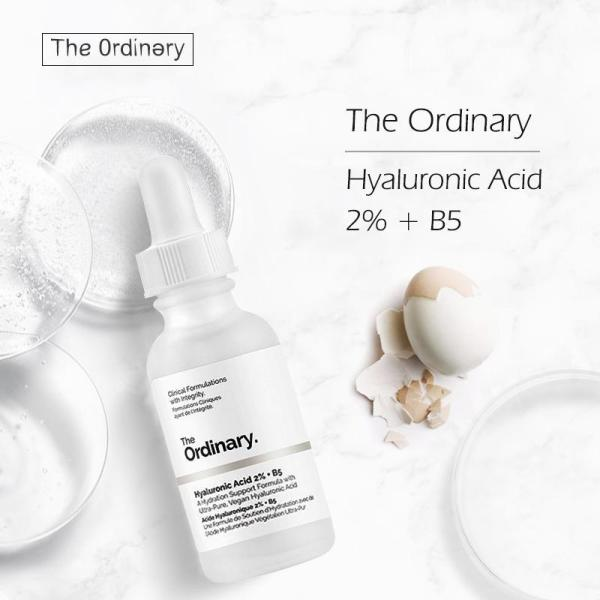 Tinh chất phục hồi da The Ordinary Hyaluronic Acid 2% + B5 ( 30mL ) [Saigon Scent]【In Stock】The Ordinary Hyaluronic Acid 2% + B5 Hydration Support Formula 30ml Serum & Essence cao cấp