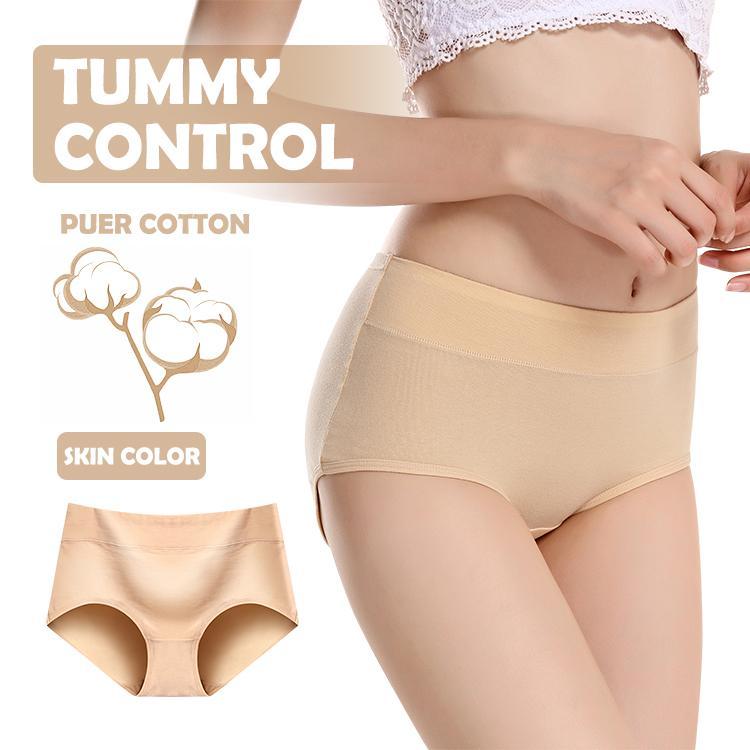 NWT 3 x BYC WOMEN 100/% COTTON WHITE  PANTY UNDERWEAR SZ XL MADE IN KOREA