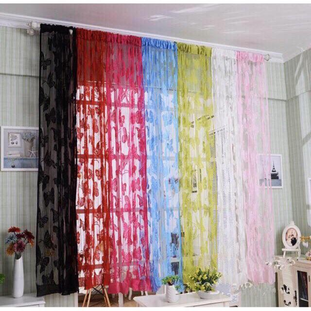Butterfly String Curtain For Window Or Door