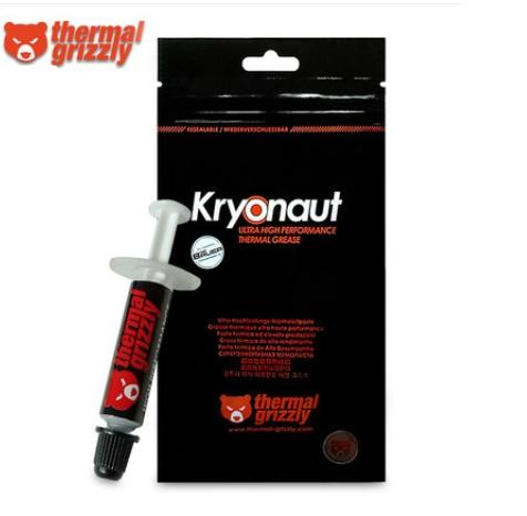 Thermal Grizzly Kryonaut High Performance Cpu Thermal Paste - 1.0 Gram By Wdcomputers.