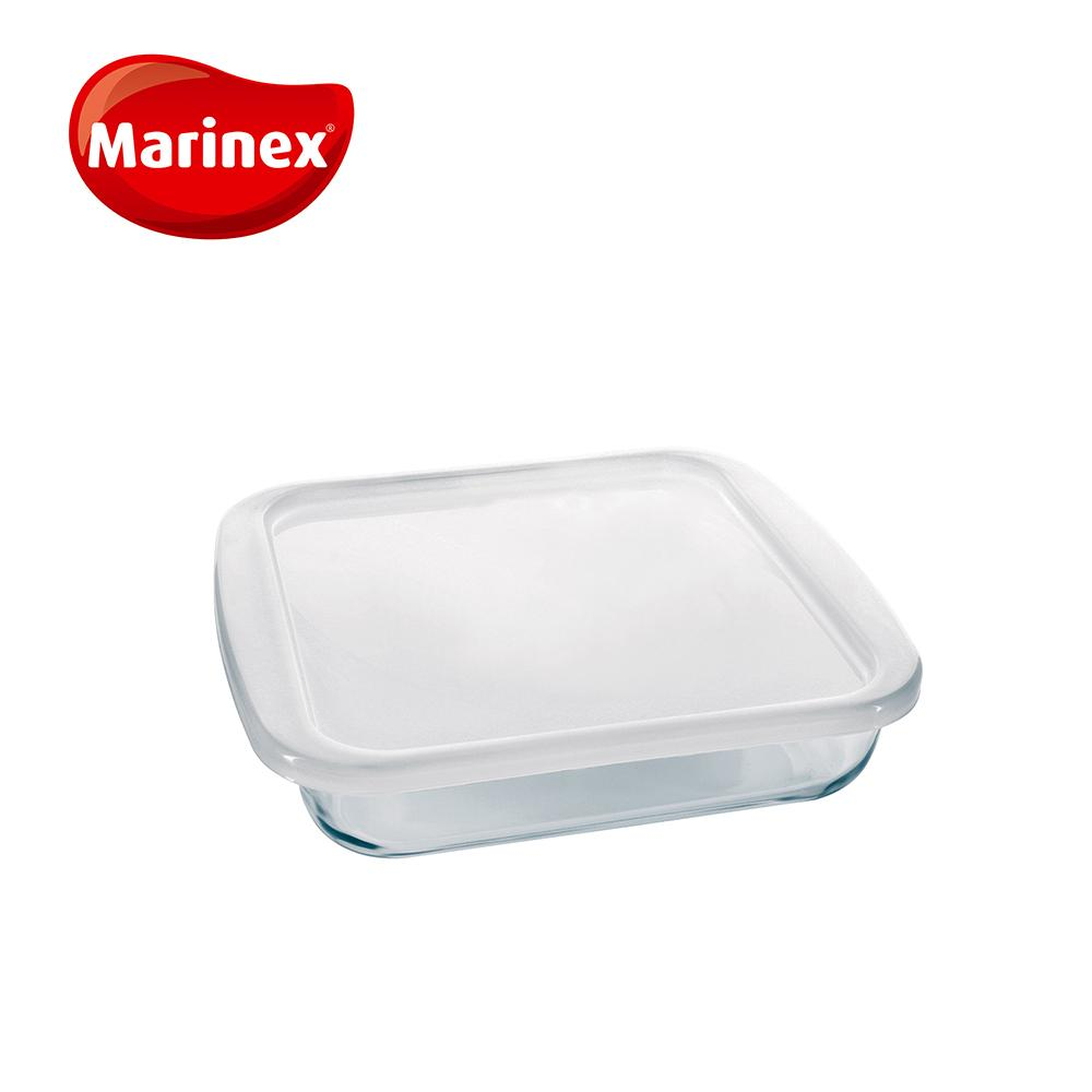 Marinex Small Square Roaster 1 2qt Glass Baking Dish Bakeware Set Lazada Ph