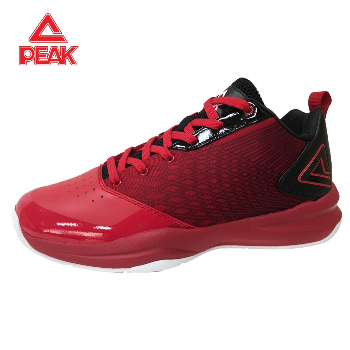 970bb6b909218 Peak Men's Basketball Shoes Terrence Romeo Rising Star (Dark Red/Black)  E62141ARB